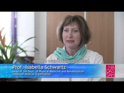 Trauma: Hadassah Saves World-Renowned Mathematician