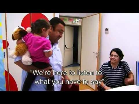 Pediatria: Hadassah - Centro para Crianças com Doenças Crônicas