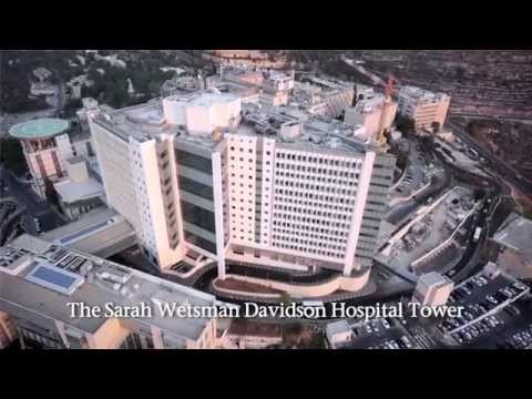 Tower: Help Hadassah Heal -- Narrated by Natalie Portman