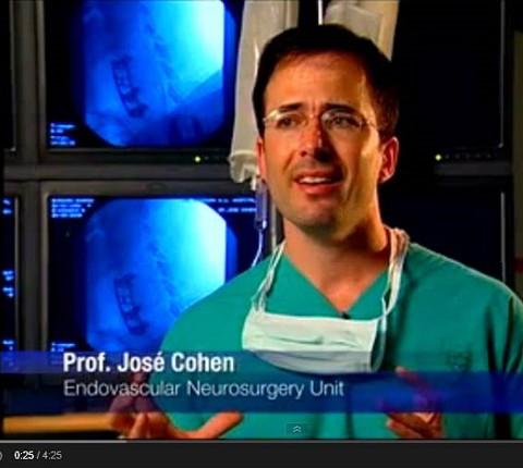 Neurologia: Centro de Derrames do Hadassah