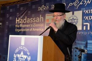 Yakov Litzman, Ministro da Saúde de Israel