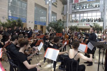 Parisian Orchestra #6